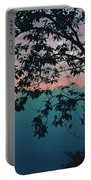 Sunset On The Hill Portable Battery Charger