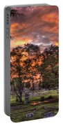 Sunset Reflections And Life Portable Battery Charger