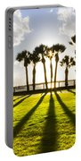 Sunset Sentinels Portable Battery Charger