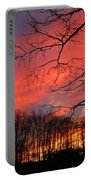 Sunset Spectacular Portable Battery Charger