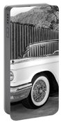 Sunset Thunderbird Bw Palm Springs Portable Battery Charger
