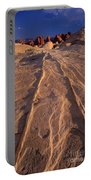 Sunset Valley Of Fire State Park Nevada Portable Battery Charger