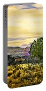 Sunset Verde Valley Thousand Trails Portable Battery Charger
