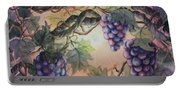 Sunset Vineyard Portable Battery Charger