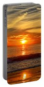 Sunset's Glow  Portable Battery Charger