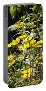 Sunshine Flower 3 Portable Battery Charger
