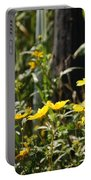 Sunshine Flowers 2 Portable Battery Charger