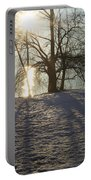 Sunshine In Winter Portable Battery Charger