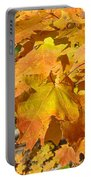 Sunshine Of Fall Portable Battery Charger
