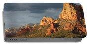 Sunshine On Sedona Rocks Portable Battery Charger