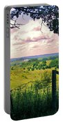 Sunshine On The Meadow Portable Battery Charger