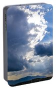 Sunshines In Blackness Portable Battery Charger