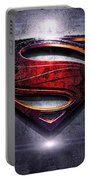 Superman Series 05 Portable Battery Charger