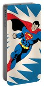 Superman 8 Portable Battery Charger