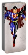Superman - Man Of Steel Portable Battery Charger