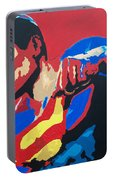 Superman - Red Sky Portable Battery Charger