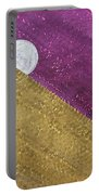 Supermoon Original Painting Portable Battery Charger