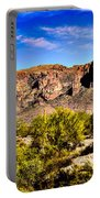 Superstition Mountain Arizona Portable Battery Charger