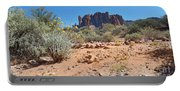 Superstition Mountains Portable Battery Charger