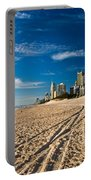 Surfers Paradise Beach South Portable Battery Charger