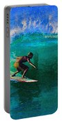 Surfs Up Portable Battery Charger