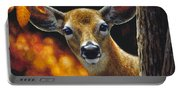 Whitetail Deer - Surprise Portable Battery Charger