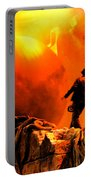 Surprise Indy Original Work Portable Battery Charger