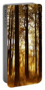 Surreal Autumn Portable Battery Charger