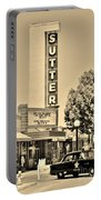 Sutter Theater Portable Battery Charger