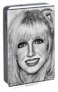 Suzanne Somers In 1977 Portable Battery Charger
