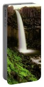 Svartifoss Waterfall, Skaftafell Portable Battery Charger