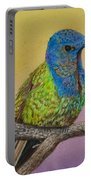 Swallow-tailed Hummingbird Portable Battery Charger