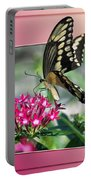 Swallowtail Butterfly 03 Portable Battery Charger
