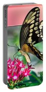Swallowtail Butterfly 04 Portable Battery Charger