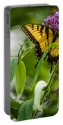 Swallowtail Butterfly Portable Battery Charger