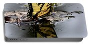 Swallowtail - Butterfly - Reflections Portable Battery Charger