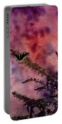 Swallowtail In The Butterfly Bush - Featured In The Wildlife And Comfortable Art And Newbies Groups Portable Battery Charger