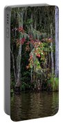 Swamp Beauty Portable Battery Charger