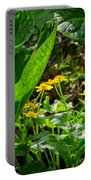 Swamp Bouquet Portable Battery Charger