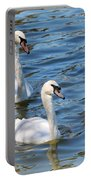 Swan Day Portable Battery Charger