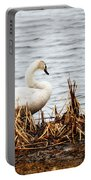 Swan On Shore Portable Battery Charger