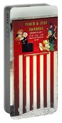 Swanage Punch And Judy Portable Battery Charger
