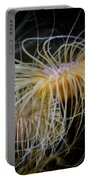 Swaying Anemone Portable Battery Charger