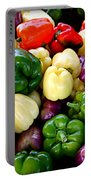 Sweet Bell Peppers Portable Battery Charger