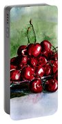 Sweet Cherries Portable Battery Charger