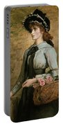 Sweet Emma Morland Portable Battery Charger