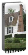 Sweet Home In Colonial Williamsburg Portable Battery Charger