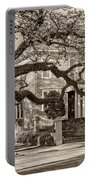 Sweet Home New Orleans 2 Sepia Portable Battery Charger