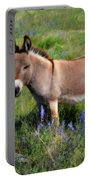 Sweet Miniature Donkey Portable Battery Charger