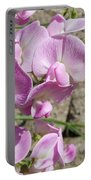 Sweet Peas Portable Battery Charger